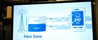 Nokia small cell carrier aggregation