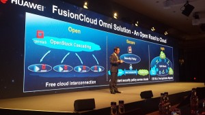 Huawei FusionCloud Omni