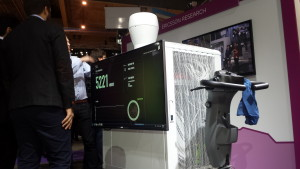 Ericsson 5G test demo