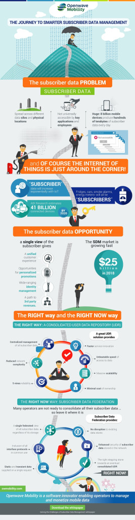 The Journey to Smarter Subscriber Data Management (click for bigger)