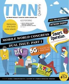 TMN Quarterly Issue 12 Cover
