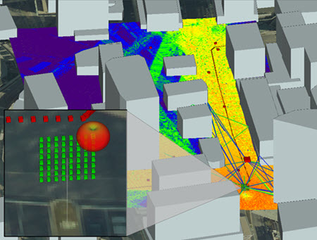 The Mobile Network » Simulating beamforming to aid 5G deployment