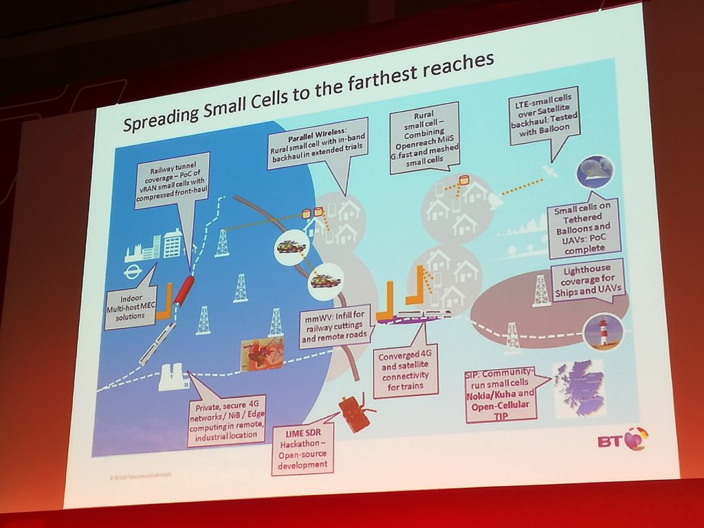 The Mobile Network » Small Cells World Summit 2017 Report