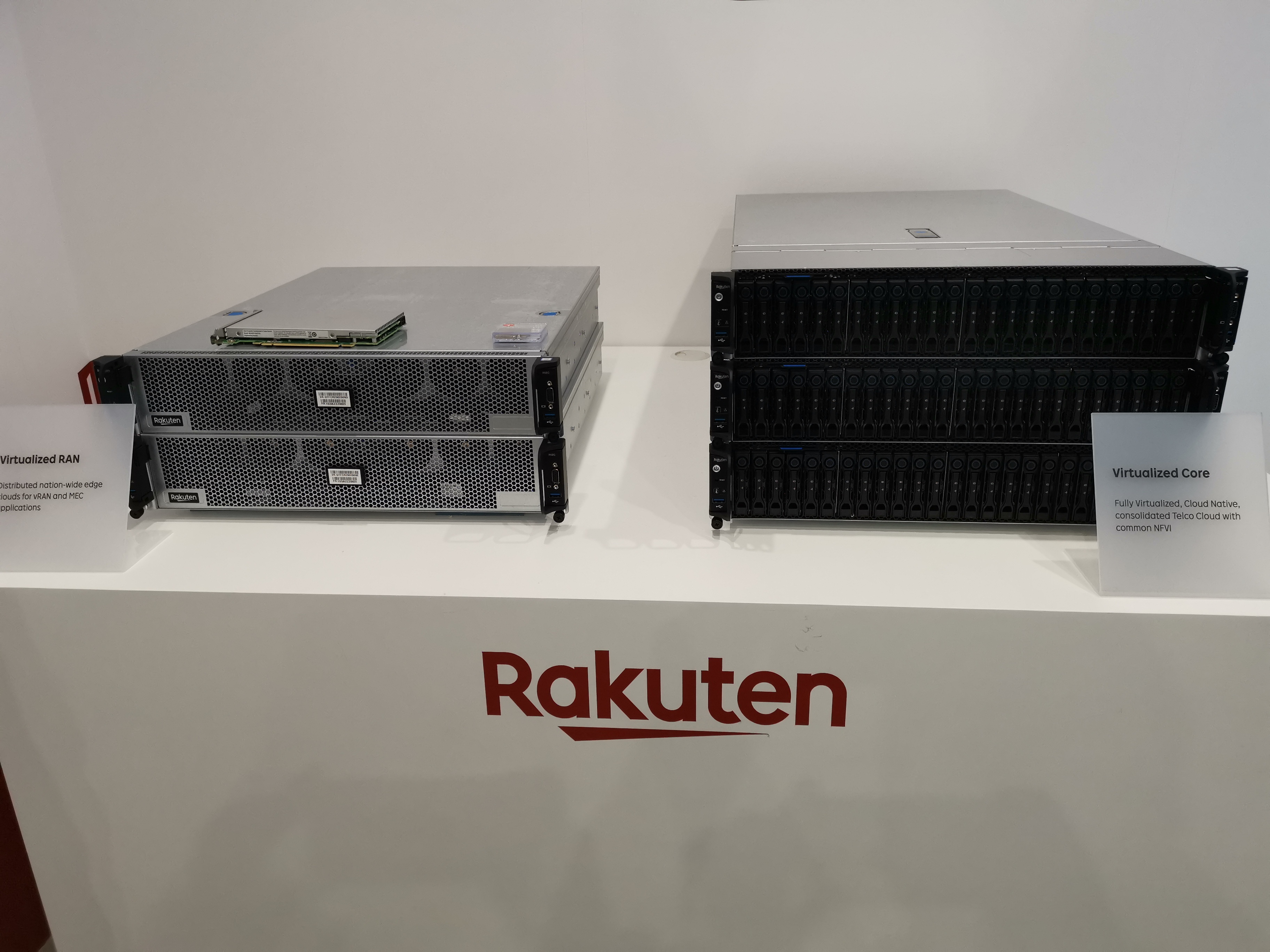 Two of the four hardware formats from QCT