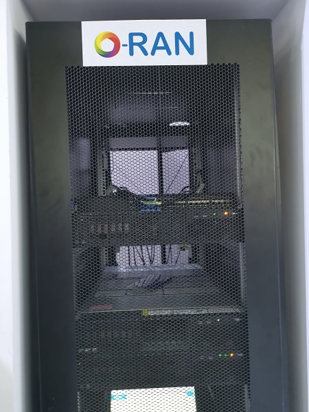 Lenovo ORAN demo - CU/DU