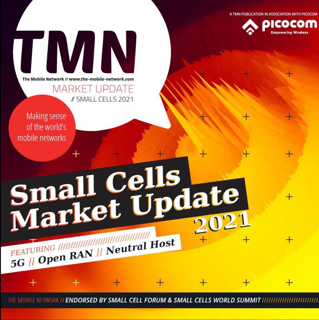 Small Cells Market Update 2021